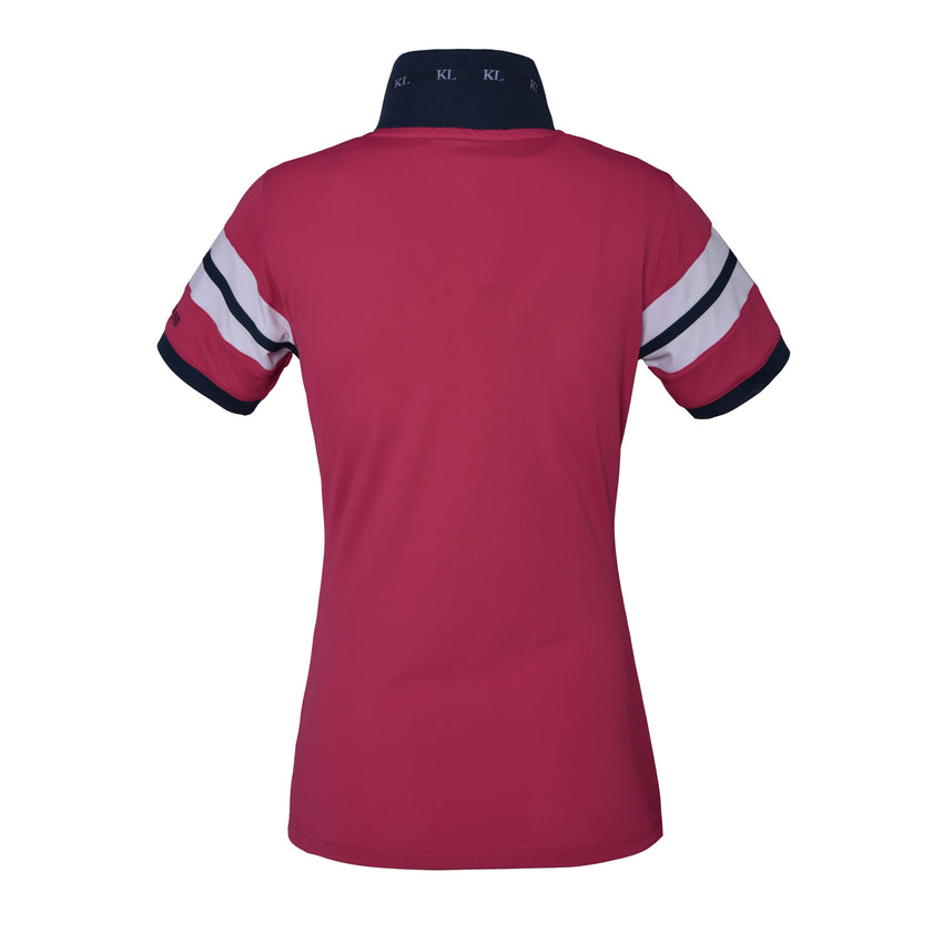 Pink Polo Shirt from kingsland