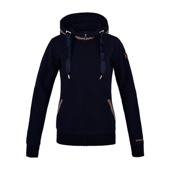 Kingsland Ladies Hooded Sweater