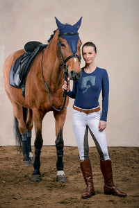 Long Sleeve Horse Riding Shirt
