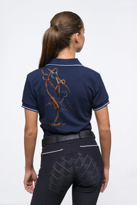 Polo Shirt for Horse Ridiers