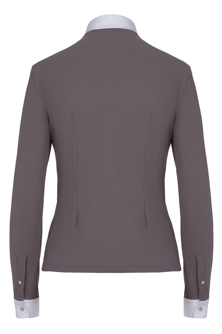 Cavalleria Toscana Ladies Long Sleeve Show Shirt Sale