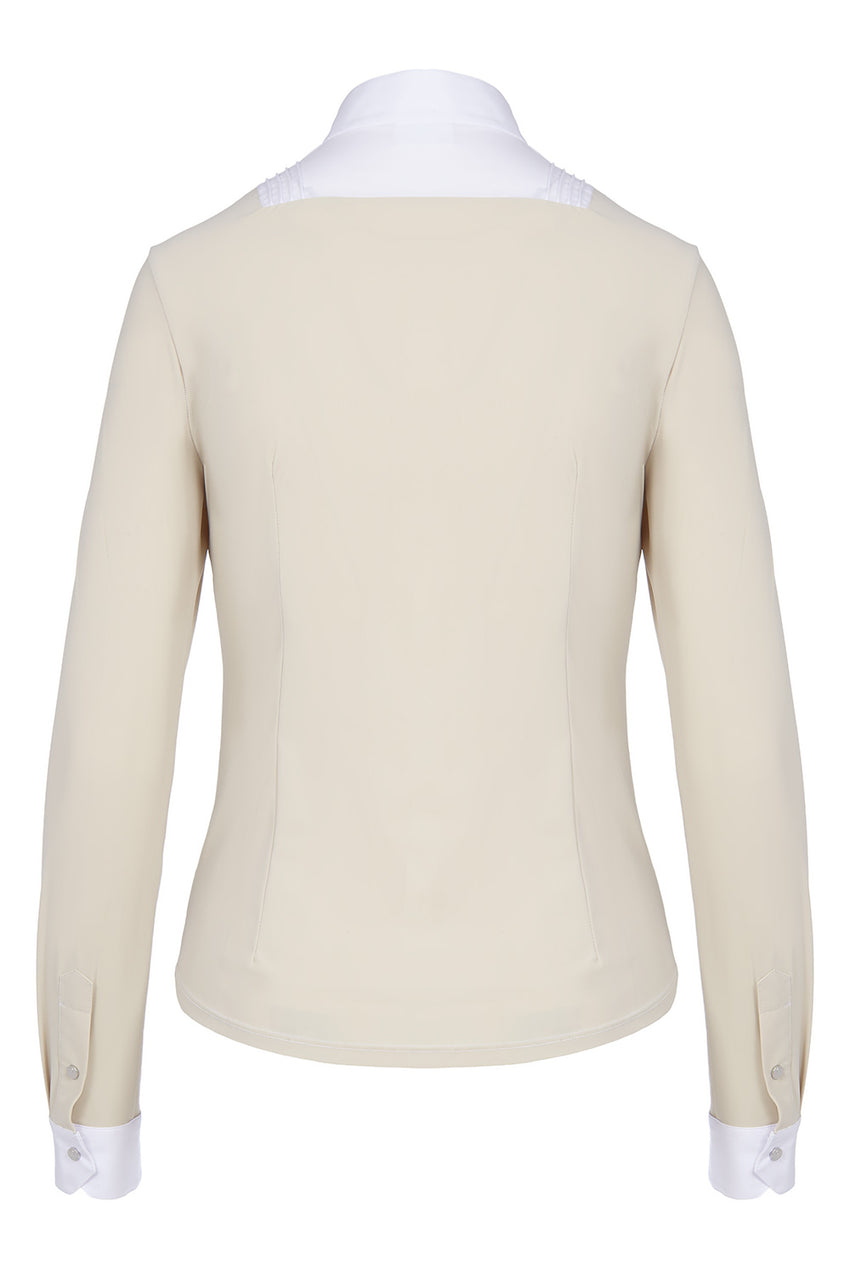 Cavalliera Toscana Ladies Long Sleeve Show Shirt