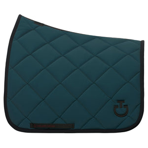 Jersey Quilted Rhombi Dressage Saddle Pad