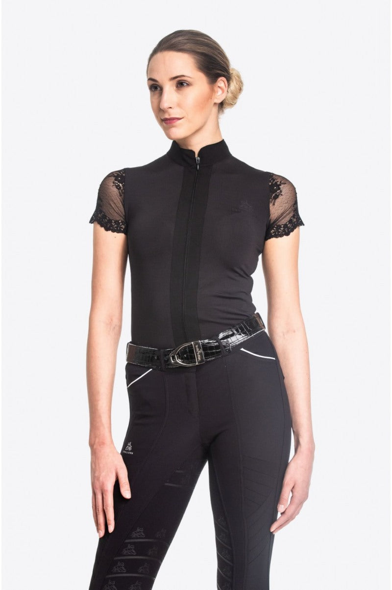 Casual Equestrian Riding Top