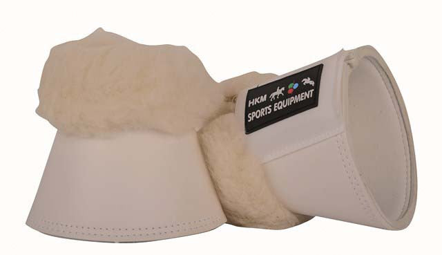 Soft Padded Overreach Boots