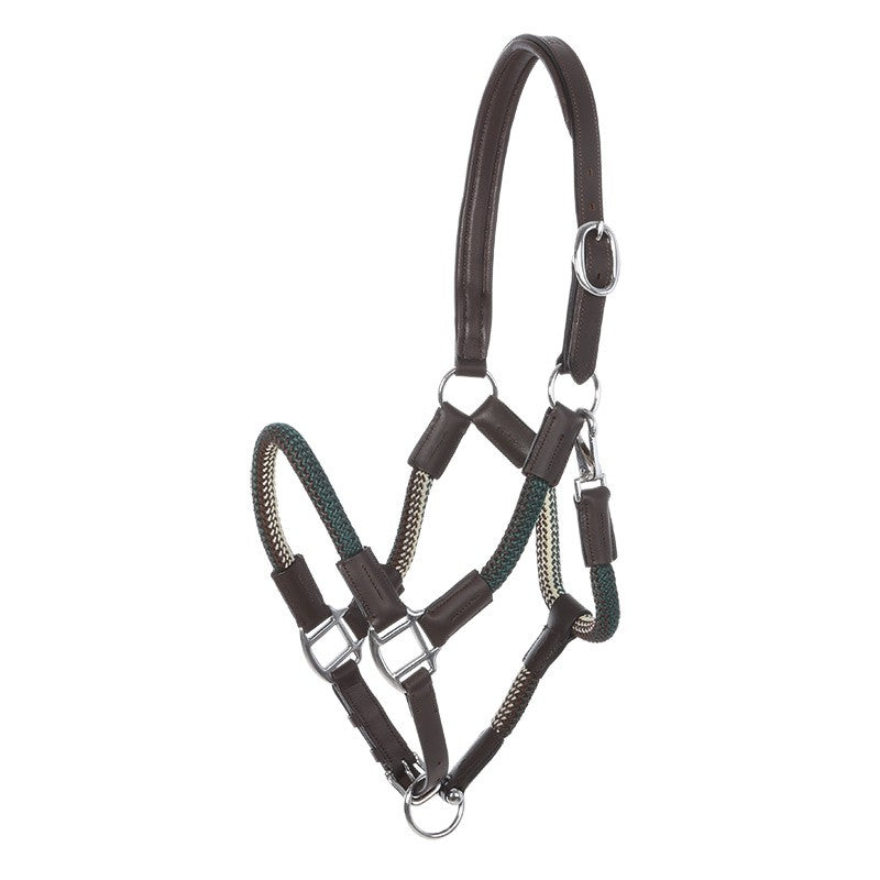 Brown Leather Head Collar
