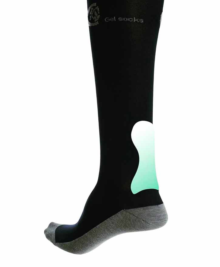 Achilles Gel Socks