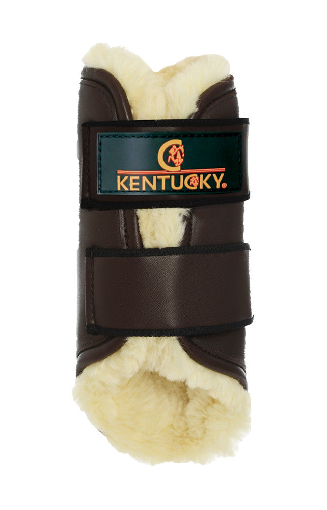 Kentucky Leather Turnout Boots