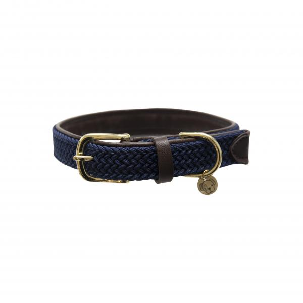 Plaited Dog Collar