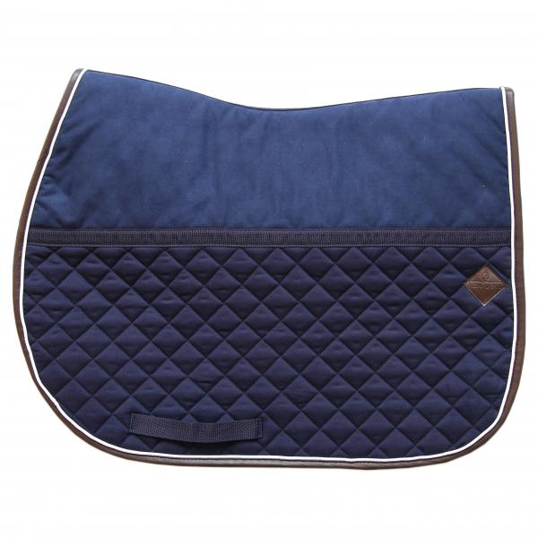 Kentucky Saddle Pad Intelligent Navy