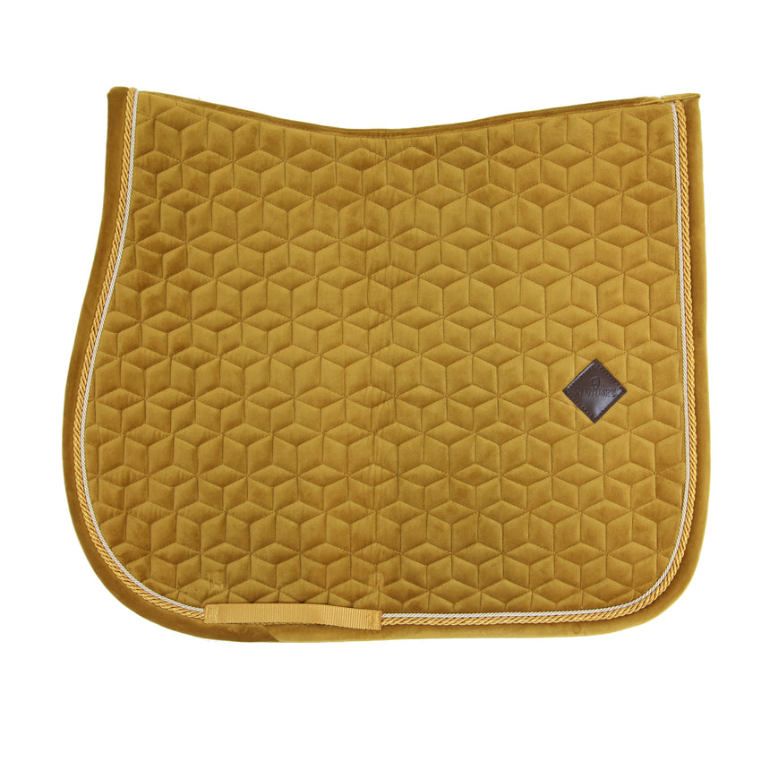 Mustard Kentucky Saddle Pad