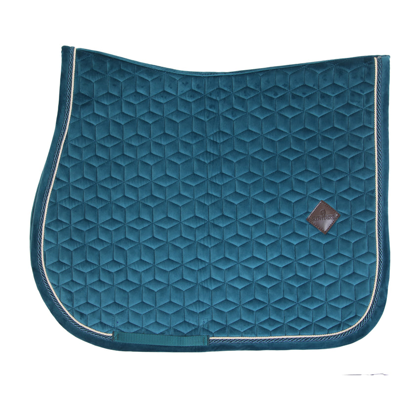 Petrol Dressage Saddle Pad
