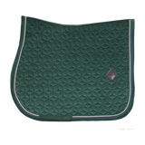 Dark Green Saddle Blanket
