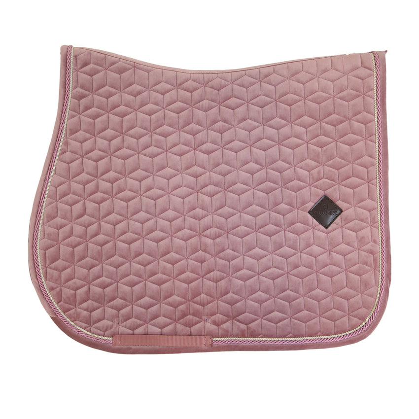 Kentucky Saddle Pad Old Rose