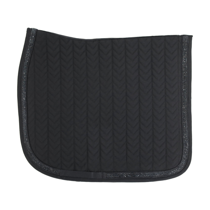 Dressage Saddle pad with glitter