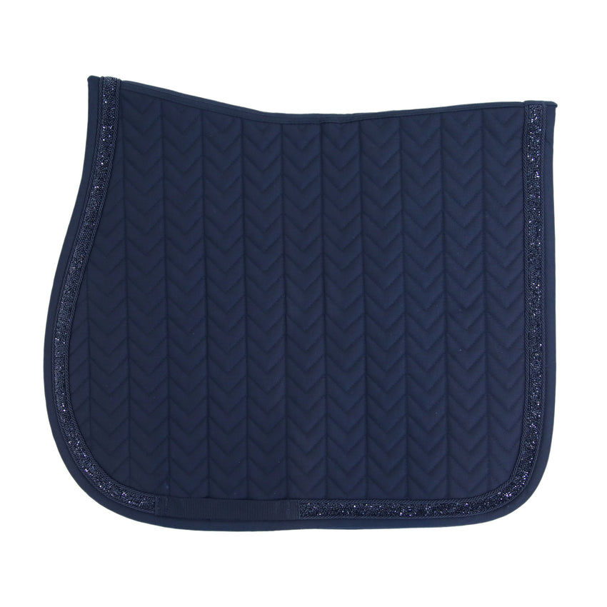 Dressage Saddle Blanket with glitter