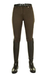 Breeches Comfort Fit 3/4 Alos Seat