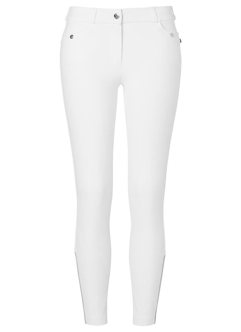 Women's White Breeches