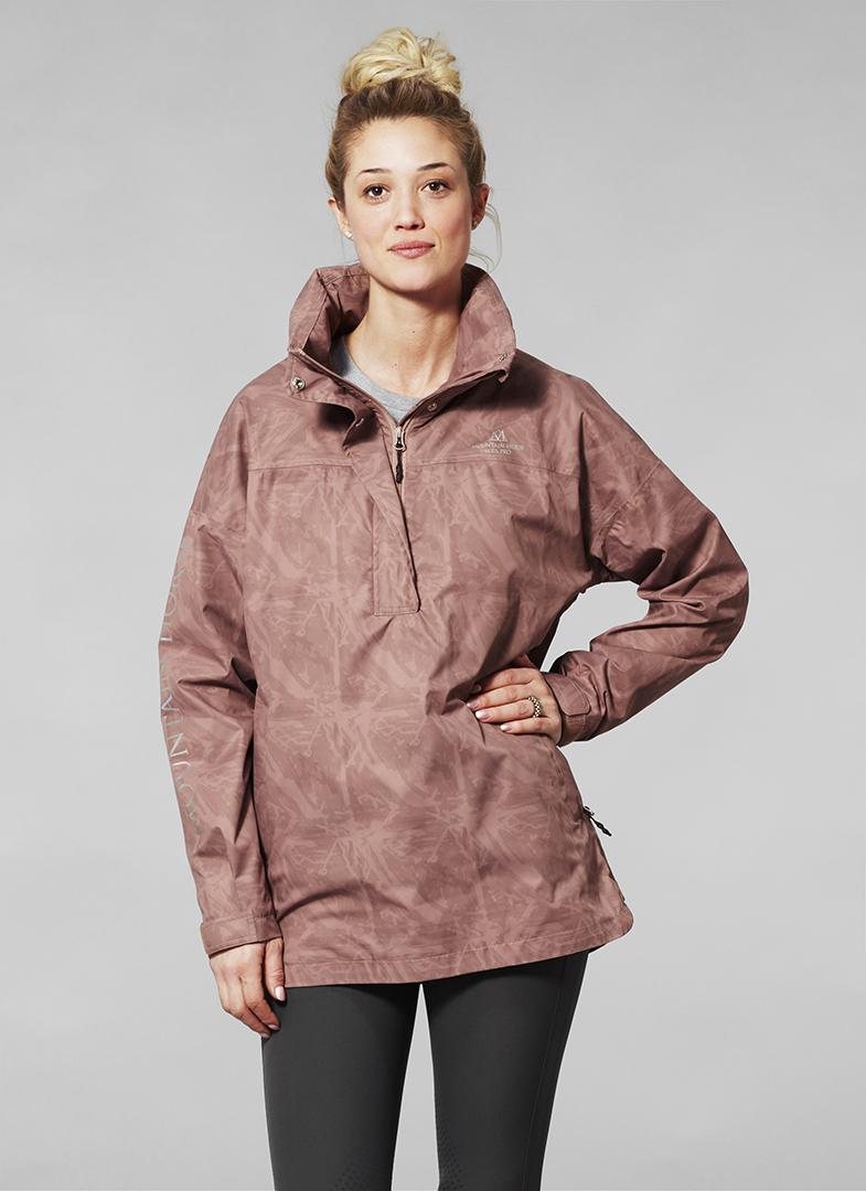 Air Anorak Rain Jacket