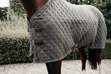 Kentucky Stable Rug in Green/Grey