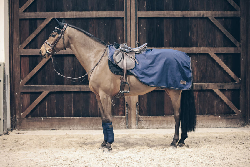 Winter exercise rug waterproof