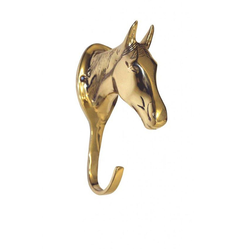Horse Head bridle hook
