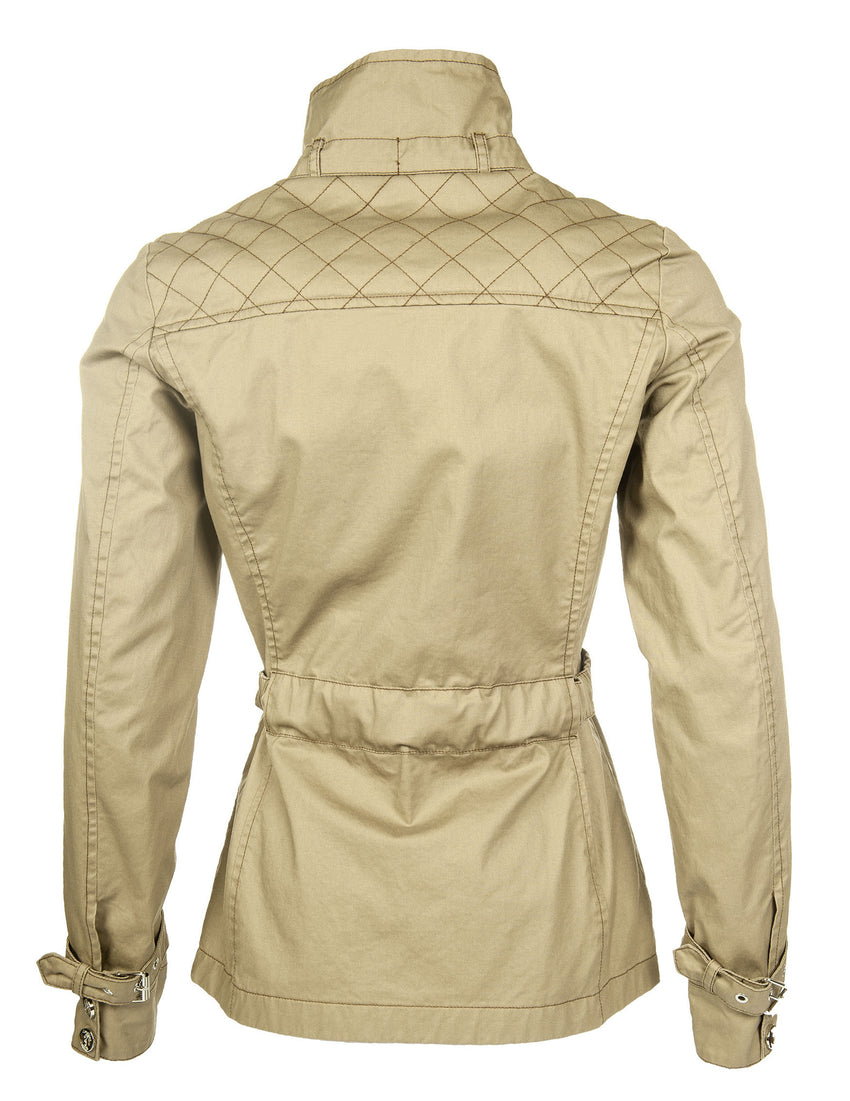 Riding Jacket Silver Stream