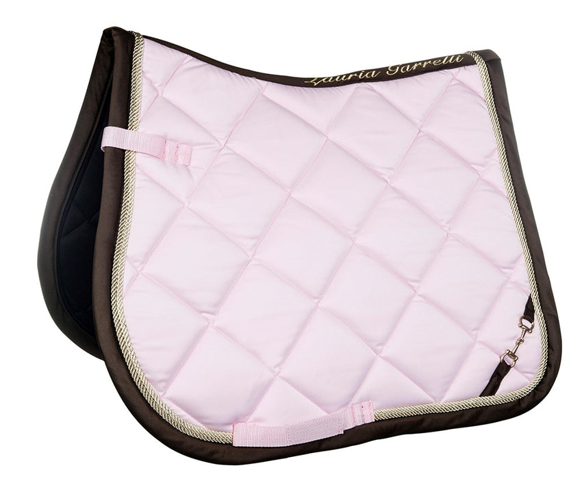 Light Pink Saddle Blanket