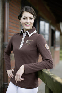 Lauria Garrelli Long Sleeved Shirt Roma