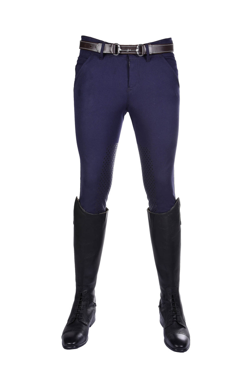 Mens Breeches Intenso with Silicone Knee Grip