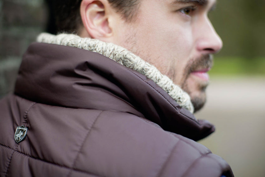 Mens Gilet Intenso