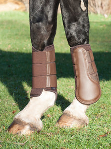 Breathable Brushing Boots
