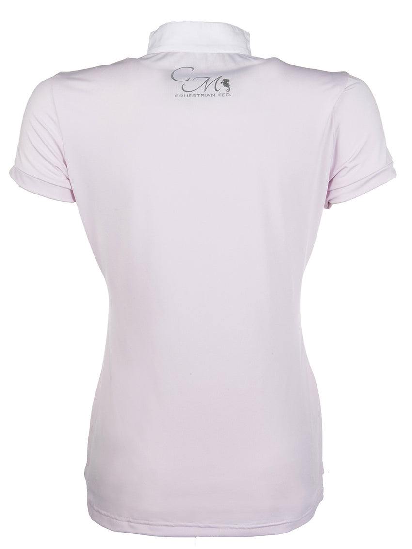 Cavallino Marino Soft Powder Competition Shirt