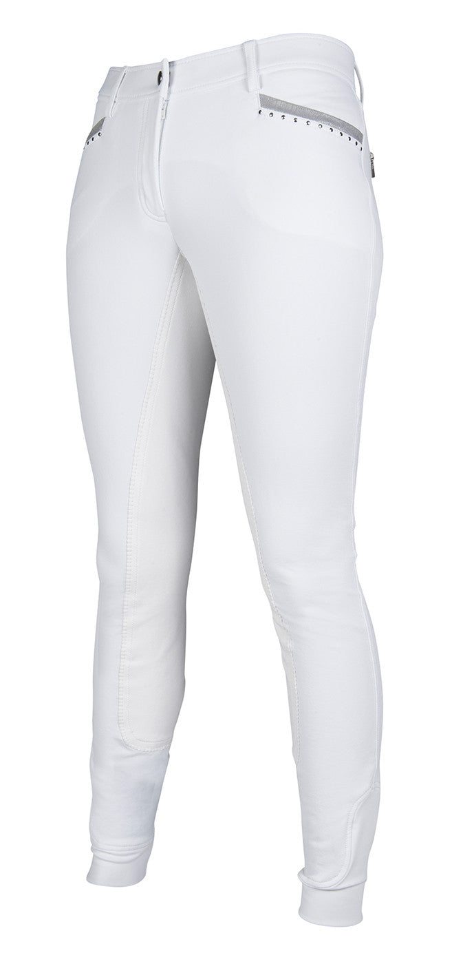 White Show Breeches