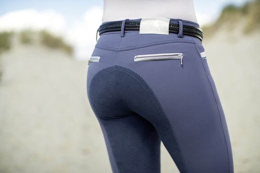HKM Blue Breeches