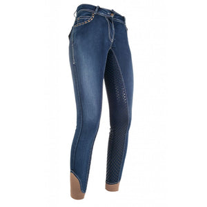 Summer Denim Breeches