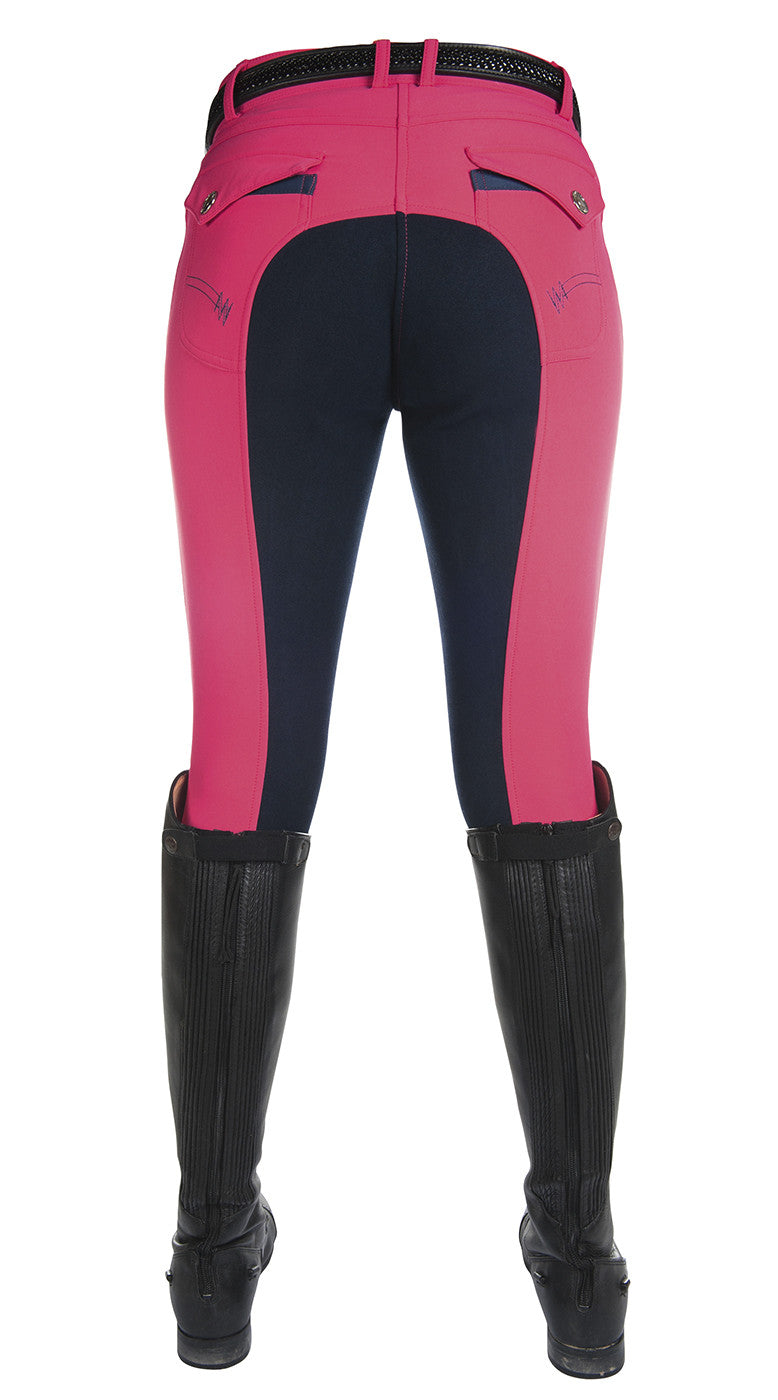 HKM Pink Breeches