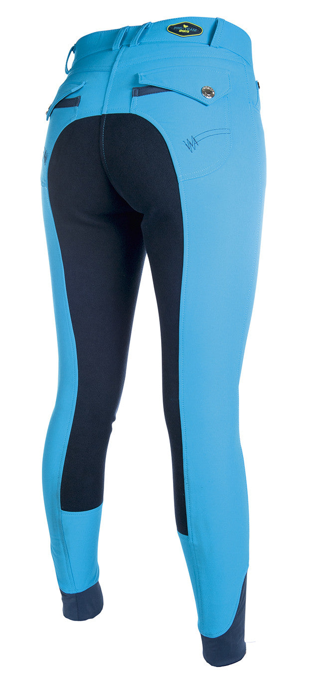 Bright Coloured Breeches