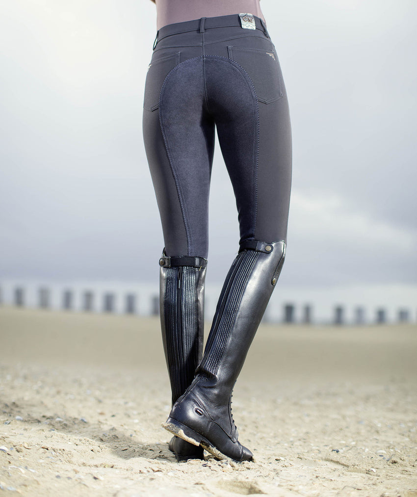 Breeches Copper Kiss Powder with 3/4 Alos Seat