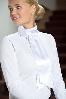 Ladies show shirt with stock