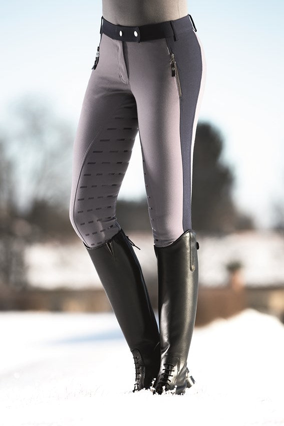 Silicone Full Seat Breeches
