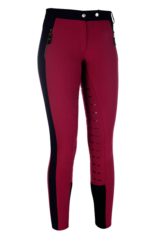 Dark Red Breeches