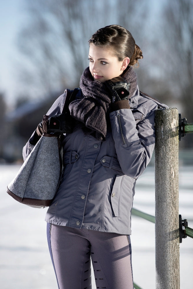 Waterproof Winter Riding Jacket