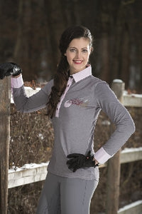 Ladies Casual Riding Top