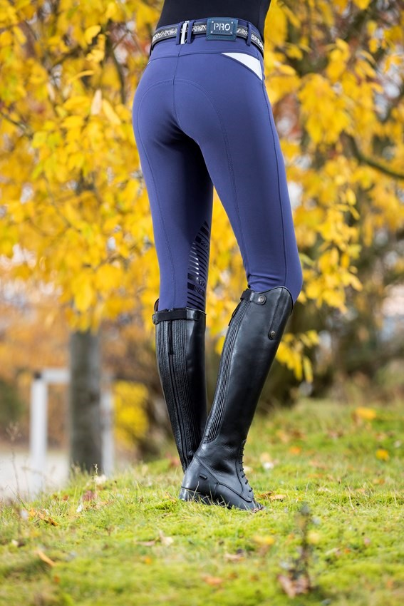 Winter Breeches with Silicone Knee Patches