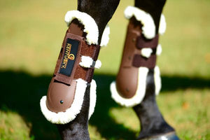 Eskadron Sheepskin Tendon Boots
