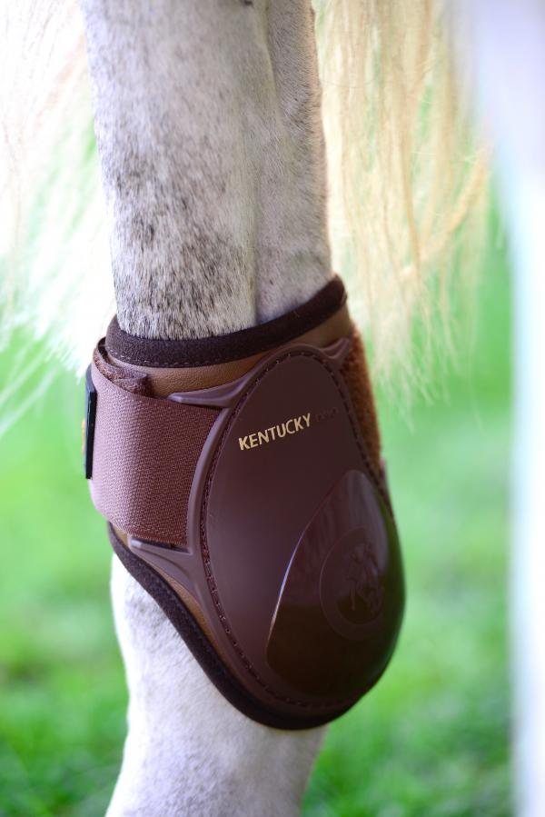 FEI approved hind boots for young horses