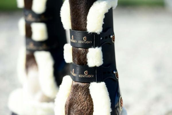 Sheepskin Lined Jumping Boots