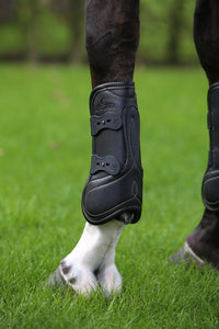 Leather Tendon Boots