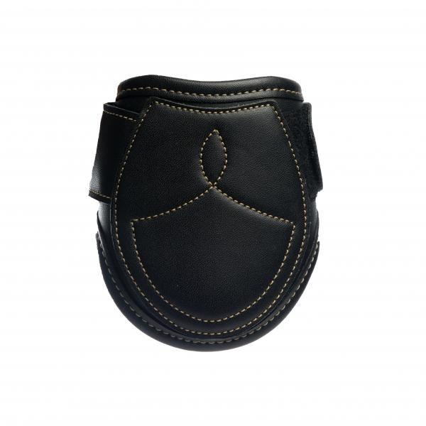 Kentucky Leather Fetlock Boots Velcro